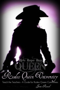 Teach the Teachers - Rodeo Queen University - Book