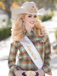 Katherine Merck - Miss Rodeo America 2016