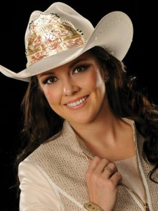 Paige Jerrett - Miss Rodeo NY, 2012 1st Runner Up, Miss Rodeo USA