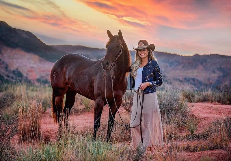 Lisa - Rodeo America 2017